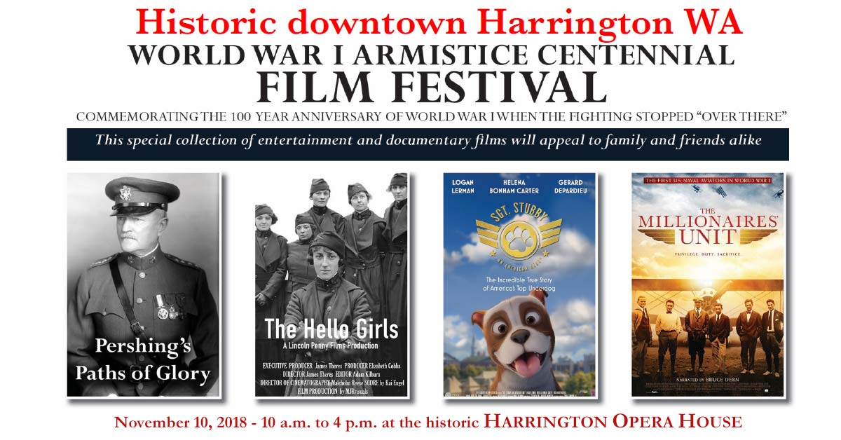 Harrington Opera House News & Announcements